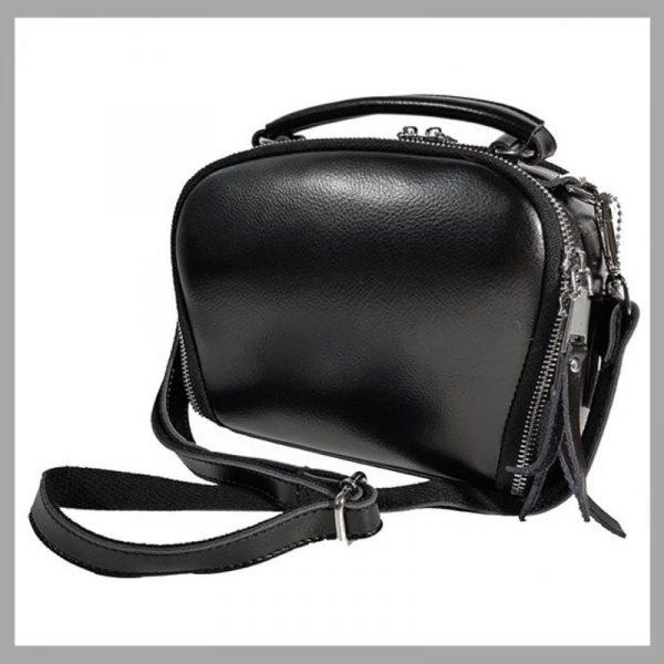 Небольшие сумки через плечо
